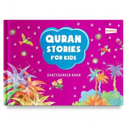 Goodword Quran Stories for Kids (HB)