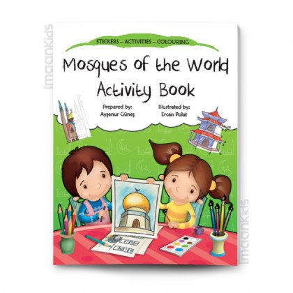 Mosque of the World Activity Book
