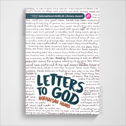 Letters To God by Norhafsah Hamid